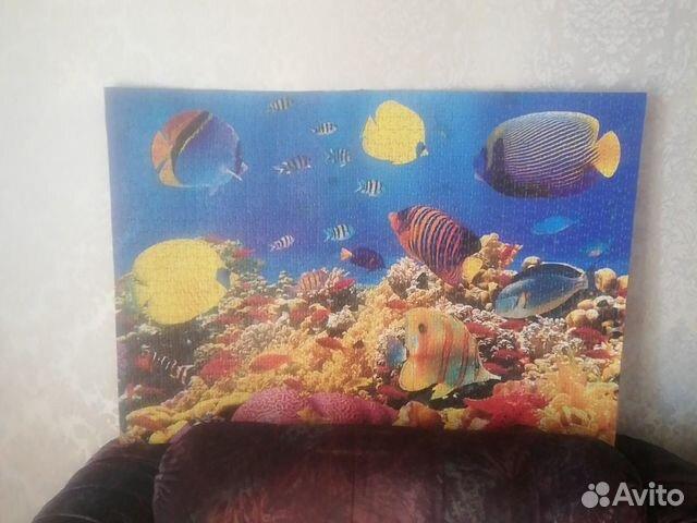 Картина из пазл  89879103827 купить 3