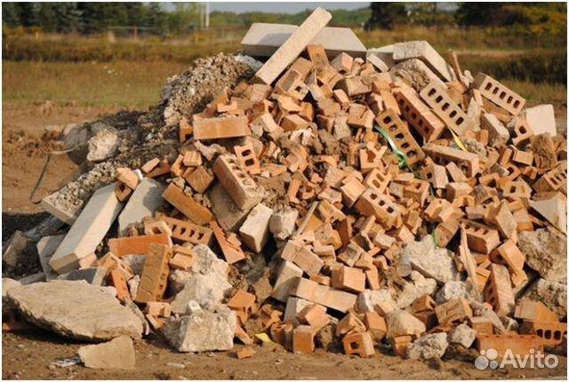 строительный мусор классификация