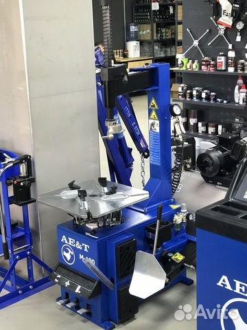 Комплект шиномонтажного оборудования AE&T 89536911143 купить 2