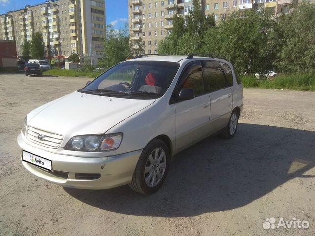 Toyota Ipsum, 1998 89222557709 купить 1