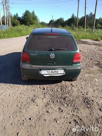 Volkswagen Polo, 2000 89095940382 купить 2