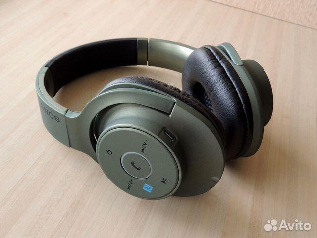 Bluetooth наушники Sоny S-100  купить 3