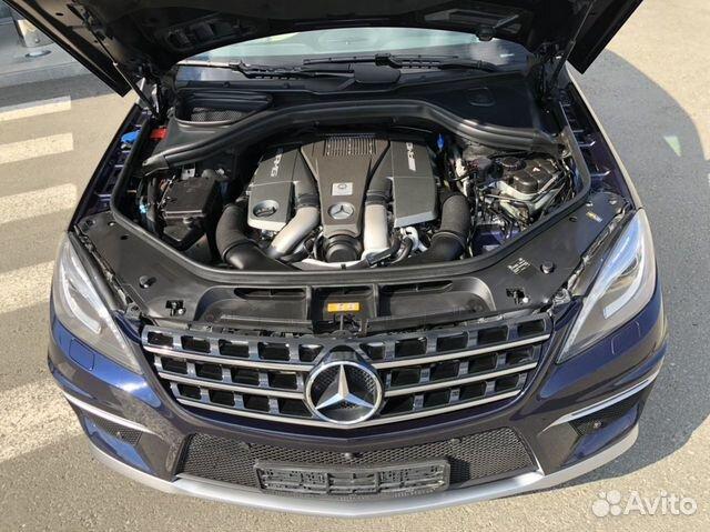Mercedes-Benz M-класс AMG, 2013 89058194466 купить 10