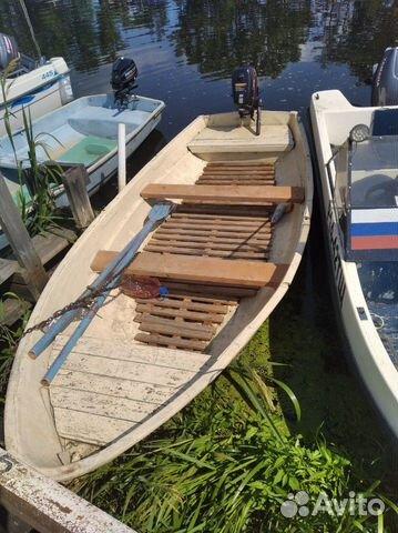 Моторная лодка с мотором пелла  купить 2