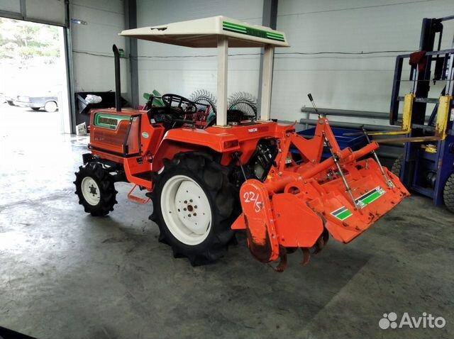 Трактор hinomoto N209  купить 5