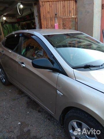 Hyundai Solaris, 2011  купить 3