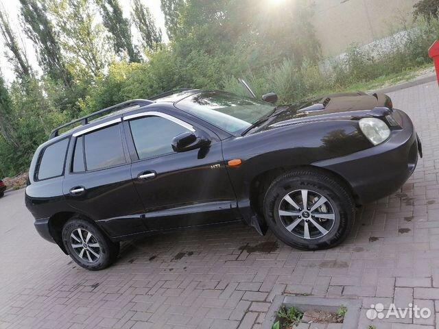 Hyundai Santa Fe, 2001  89065967516 купить 2
