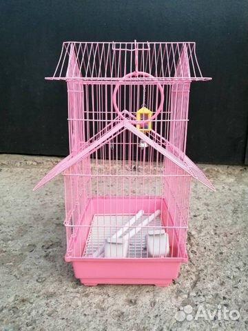 Клетка для попугая  89248296058 купить 2