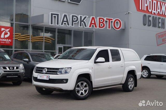 Volkswagen Amarok, 2013  89158531917 купить 1