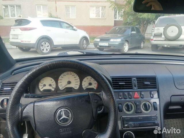 Mercedes-Benz C-класс, 1998  купить 5