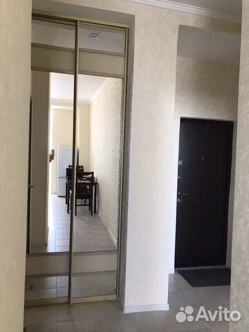 1-к квартира, 50 м², 8/10 эт.