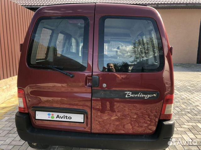 Citroen Berlingo, 2008  89097932966 купить 2