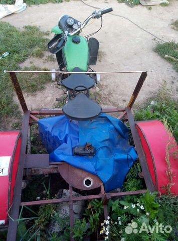 Мотоцикл Урал грузовой  89050741179 купить 2