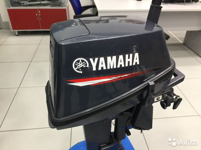 Лодочный мотор Yamaha 8 fmhs Б/У  88006002714 купить 3