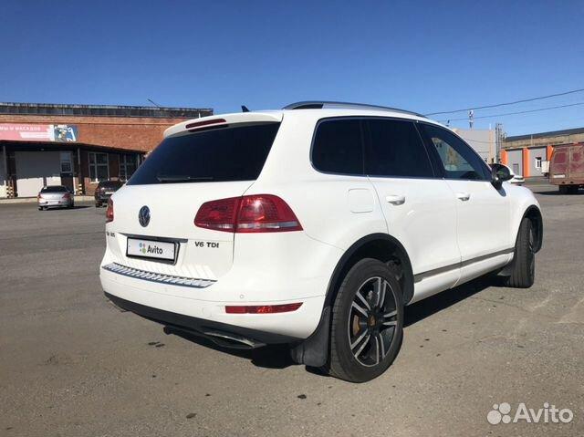 Volkswagen Touareg, 2012  89090542645 купить 5