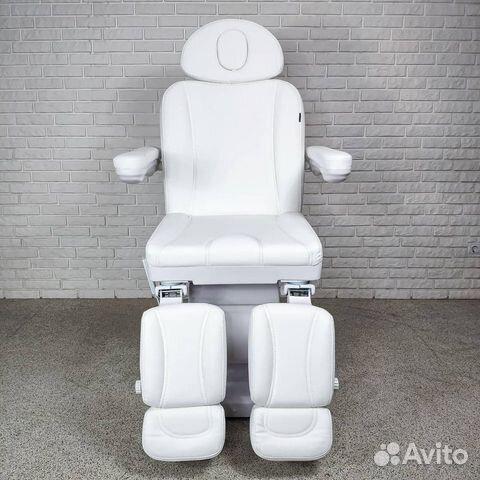Педикюрное кресло Tony, 3 мотора, раздвижные опоры  89085483658 купить 2