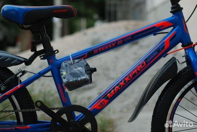 Детский maxxpro steely late на колесах 20  89788320500 купить 3