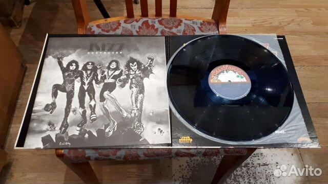 LP Kiss - Destroyer 1976 japan / SWX-6268  283000 купить 5