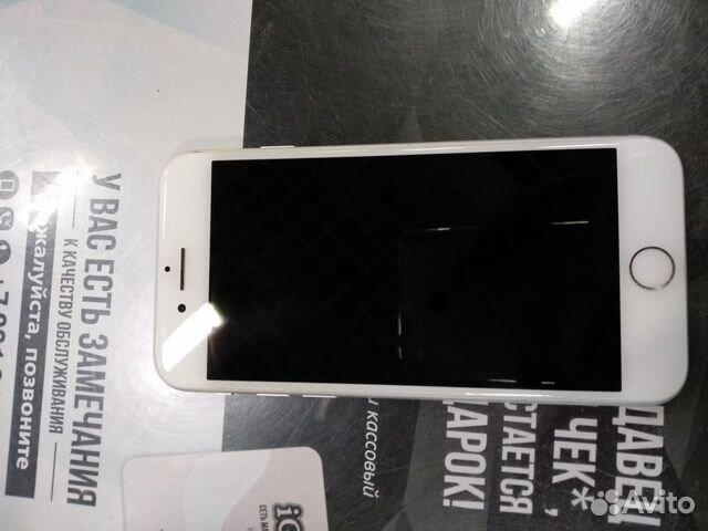 iPhone 7 Silver 32GB imei359202072815680 P07  89677777201 купить 2
