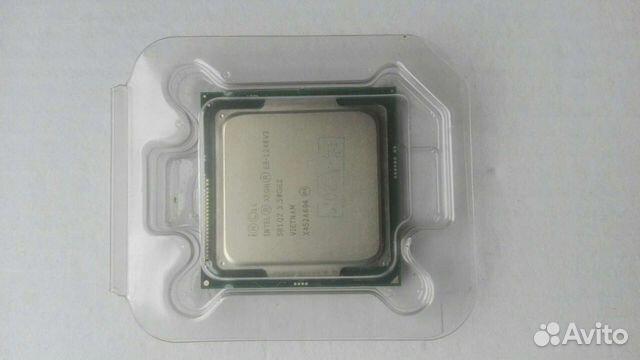 Процессор e3 1246 v3