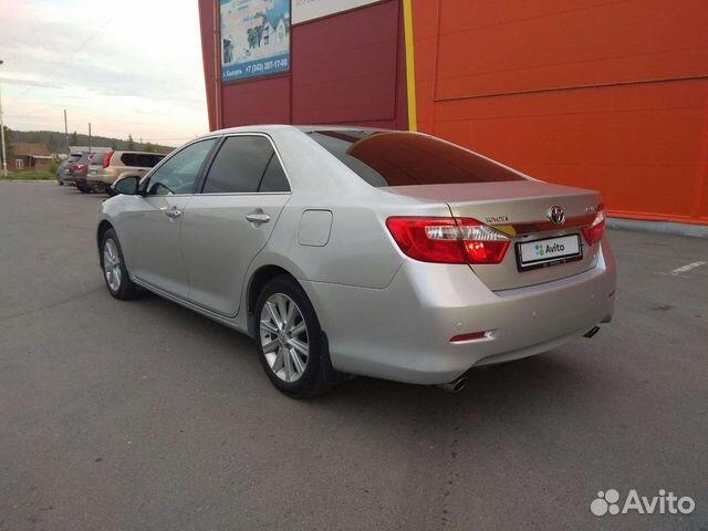 Toyota Camry, 2014  89856556043 купить 5