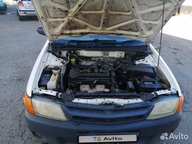 Nissan AD, 2001  89609512302 купить 5