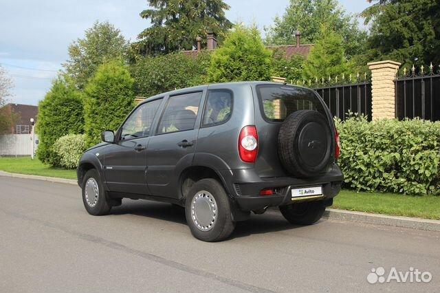 Chevrolet Niva, 2011  89584130603 купить 8