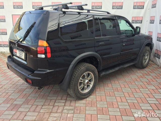 Mitsubishi Montero Sport, 2002  88126290289 купить 4