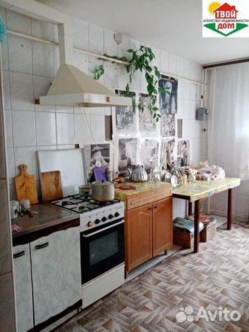 3-к квартира, 72.9 м², 1/5 эт.