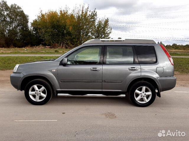 Nissan X-Trail, 2006  89113706441 купить 1