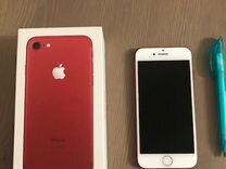 iPhone 7 красный — Телефоны в Екатеринбурге