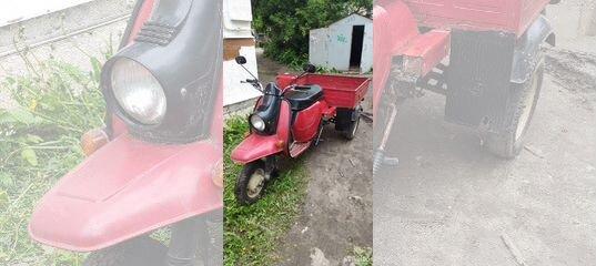 Мотороллер Муравей -2М.01 купить в Владимирской области | Транспорт | Авито