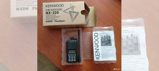 kenwood nx 320 manual