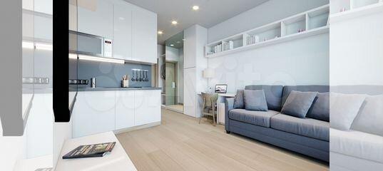 1-к квартира, 43.4 м², 7/18 эт. в Санкт-Петербурге | Покупка и аренда квартир | Авито