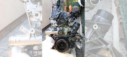 Мотор Mercedes sprinter 2007 646