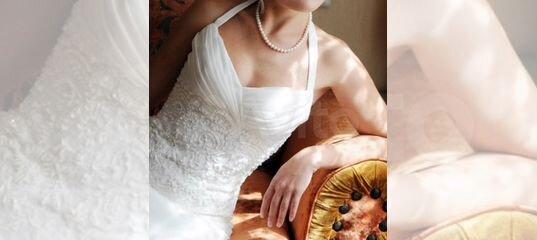 Продам свадебное платье купить в Красноярском крае с доставкой | Личные вещи | Авито