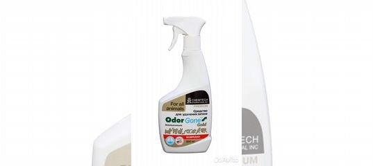 Средство Odorgone Animal Gold 500 ml