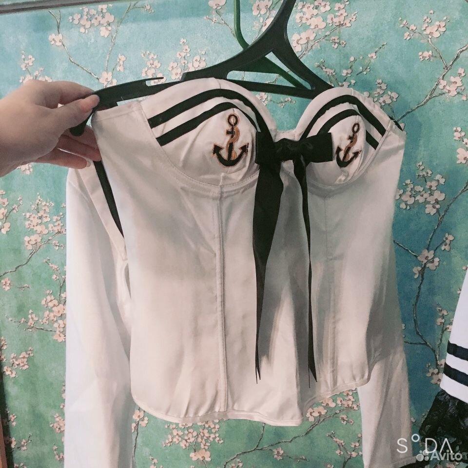 Костюм морячки  89194606299 купить 4