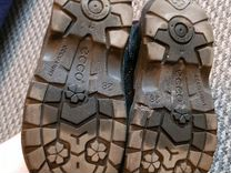 Зимние ботинки сапоги ecco 28 размер