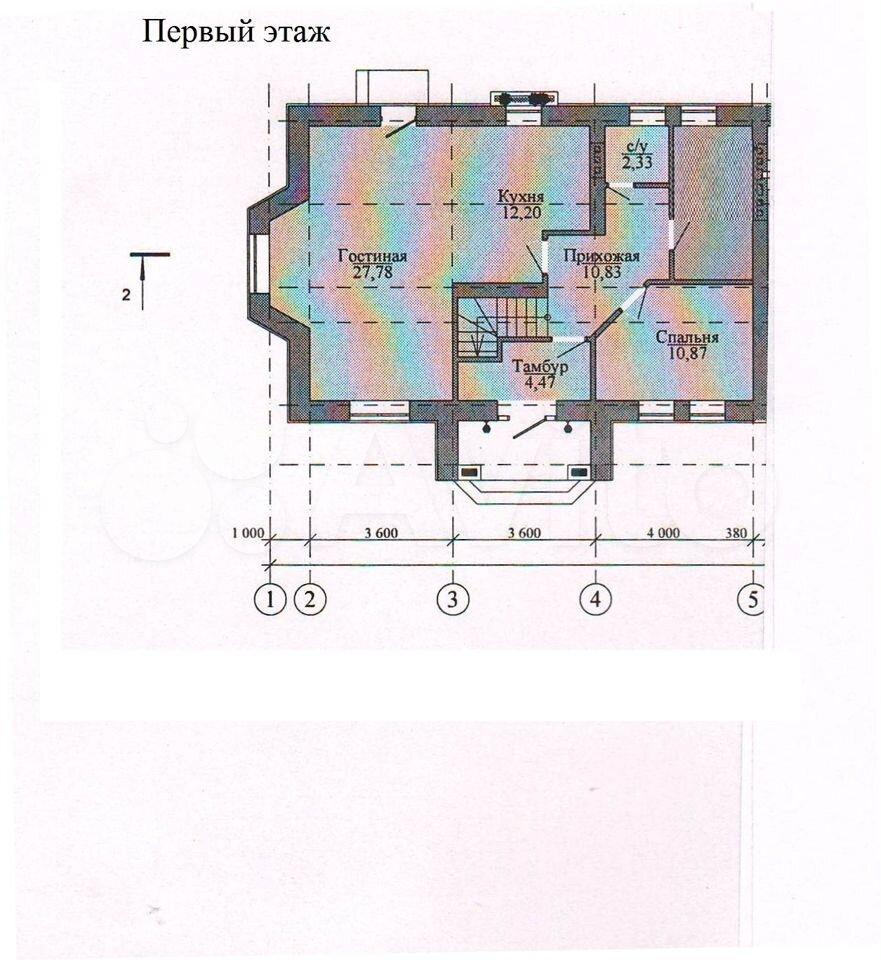 5-к квартира, 132 м², 17/18 эт.  89779755690 купить 1