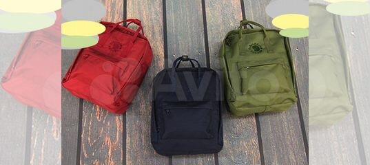 0c6d3910c8fd Водонепромокаемые Kanken Рюкзаки Сумки Аксессуары купить в Самарской  области на Avito — Объявления на сайте Авито