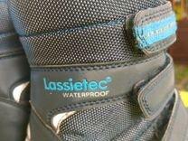 Ботинки lassie демисезон