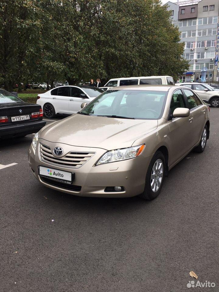 Toyota Camry, 2007  89062180181 купить 1