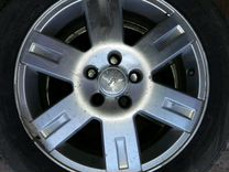 Колеса на форд R16