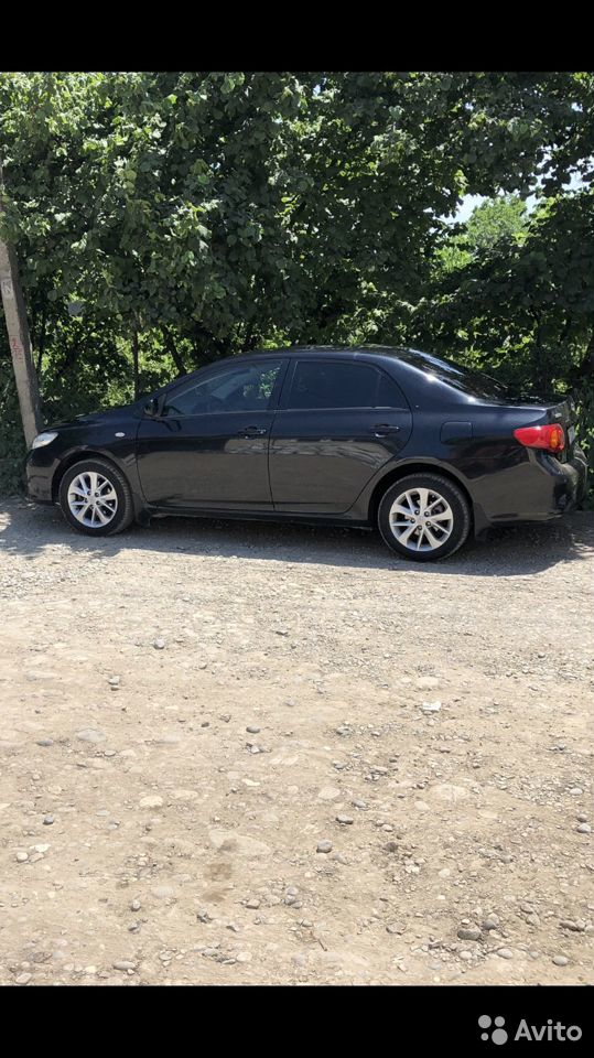 Toyota Corolla, 2008  89285162697 купить 2