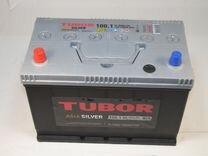 Аккумулятор Tubor Asia Silver 100Ah прямая пол-сть