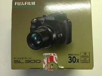 Компактный фотоаппарат Fujifilm FinePix SL300