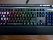 Топовая клава HyperX alloy Elite RGB — Товары для компьютера в Тюмени