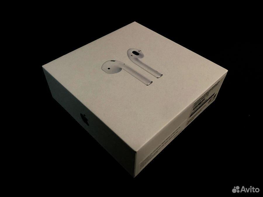 Наушники AirPods 2  89260489591 купить 8