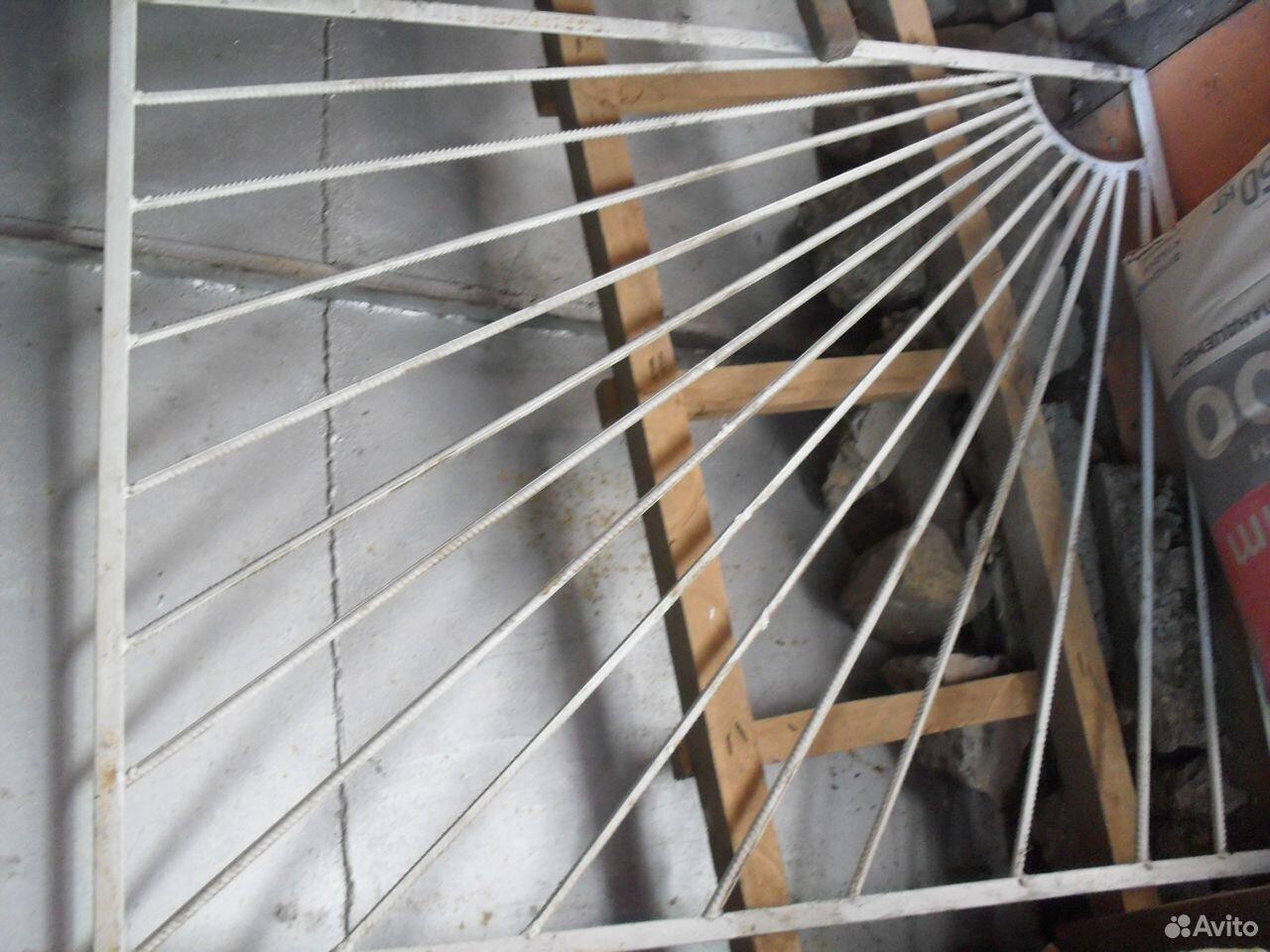 Продам металлическую решетку